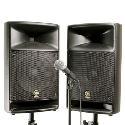 PA System and Microphone Hire