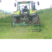 Agricultural Tractor Hire