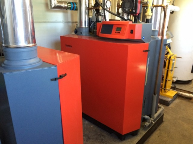 NATURAL GAS, LPG, OIL WET SYSTEM BOILERS