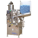 Axomatic tube filling machines