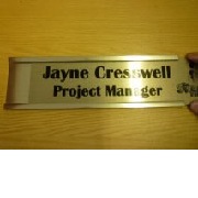 Name Plate Holders