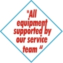 Emergency Breakdown, Service & Repair, Annual Service Contracts, Technical Support