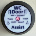 Disabled persons Toilet System