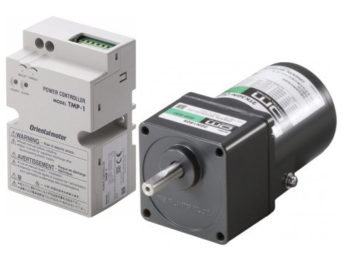 TM Series - AC Induction Torque Motor & Power Controller Packages