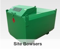 Site Bowsers