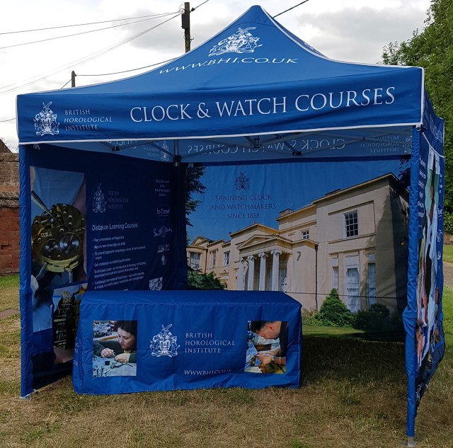 Printed Pop up Marquees