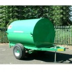 2140 Litre UN Approved Bunded Diesel Site Bowser