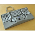 Dual Hand Fully Ergonomic (3D) Keyboards