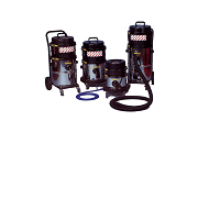 Compressed Air Range of Vacuum Cleaners