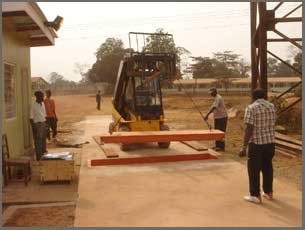 Single Axle Weighbridges