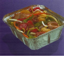Square & Rectangle Foil Containers