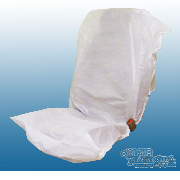 Polythene Seat Covers