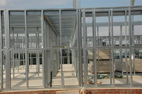 Galvanised Structural Frames