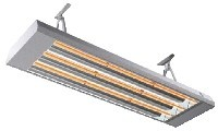 3 Phase Radiant Heater