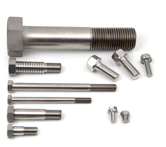 Incoloy and Inconel Fasteners