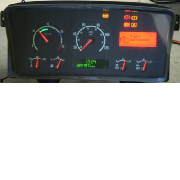 SCANIA Dashboard / Instrument Cluster