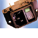 Power Entry Modules with Circuit Breaker