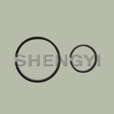 Turbocharger piston ring