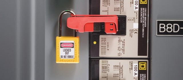 Lock Out Equipment