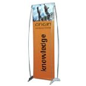 Tension Pole Banner Stands