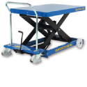 Heavy Duty Mobile Scissor Table
