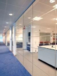 Metal Stud Wall Partitions and Dry Lining Fixers