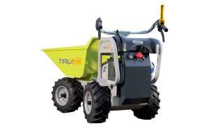 Electric Mini Dumpers / Power Barrows / Truxta