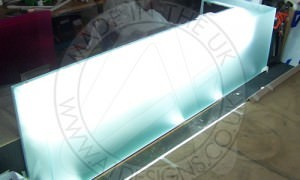 Bespoke Glass Furniture