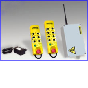 Industrial Remote Radio Controls