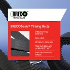 BRECObasic Timing Belts
