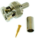 BNC Crimp Plugs 50 OHM