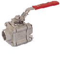 Ball Valves In Metal