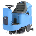 Battery Ride-On Scrubber Drier