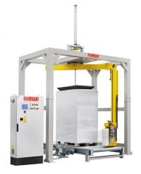 Automatic Pallet Stretch Wrappers