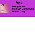 FRALY loungerie loungewear
