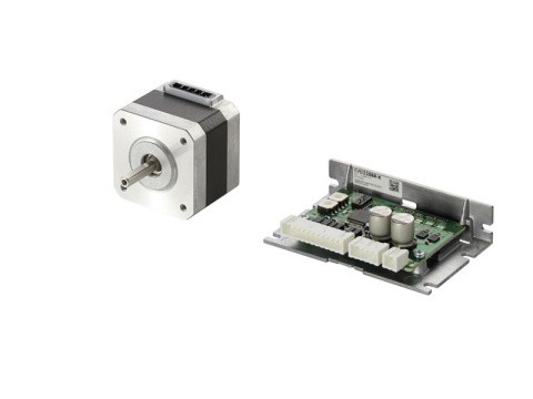 CVK Series - Compact Stepper Motor and Driver Package
