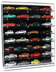 1:43 Model Car Display Case for 1:43 Scale Model Cars (SWD01-8)