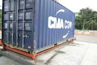 Container Weighers