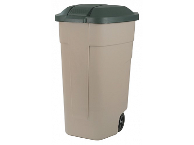 Recycling Segregated Waste Rubbish Bins