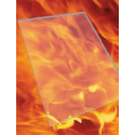 Fire Resistant Safety Glass