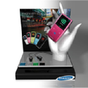 Samsung MP3 POS Display