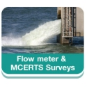 Flow meter and MCERTS surveys