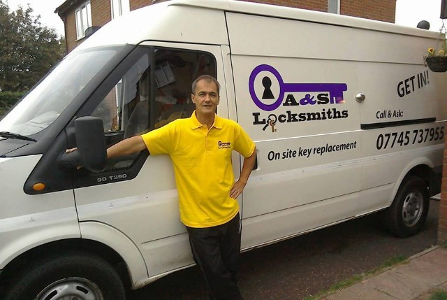 A and S Locksmiths