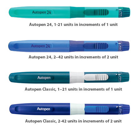 Insulin Delivery Pens