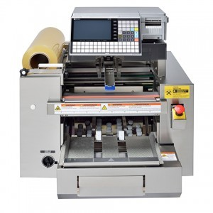 Automatic Over Wrapper Machine with Scale Label Printer Suppliers