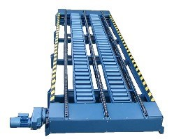 Slat and Screw Conveyors