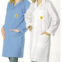 ESD Static Safe Lab Coats