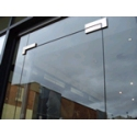 Toughened Glass Shop Fronts