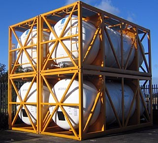 Offshore Chemical Tanks