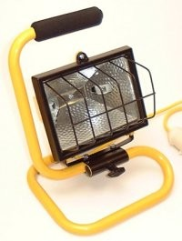 Halogen Flood Lights - Site Transformers